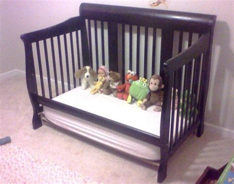 cribs that turn into beds turn an crib into a toddler bed diy projects for