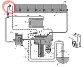 similiar volvo d12 fuel pump location keywords mack mp7 engine coolant system diagram wiring diagrams