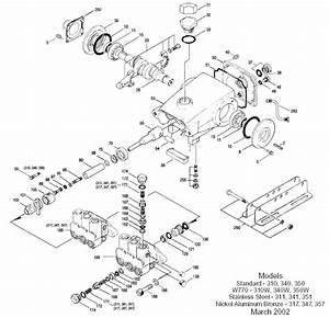 31 Cat Pump Parts Diagram