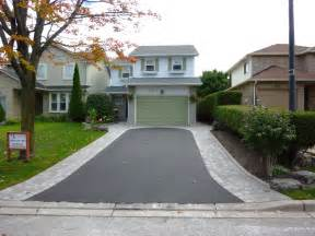 front driveway ideas kim front yard landscaping ideas in ontario diy