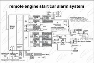 Alarm Diagram For Motorcycle