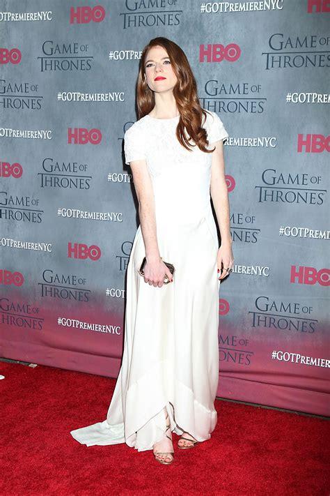Game Thrones Rose Leslie