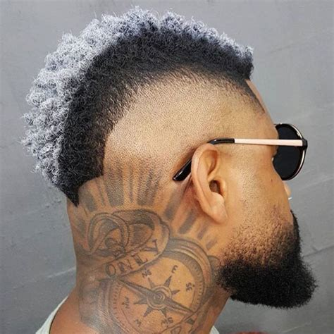 25 Black Men's Haircuts   Styles   Men's Hairstyles