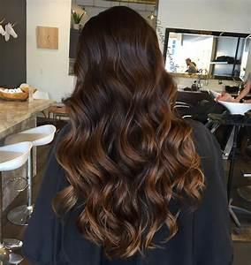 Ombré Hair Marron Caramel : 60 balayage hair color ideas with blonde brown caramel ~ Farleysfitness.com Idées de Décoration