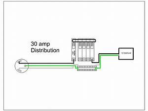 50 Amp 4 Wire Plug Wiring Diagram