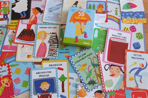 50 Tolle Ideen Für Trübe Regentage Für Kinder Von 3 Bis 12