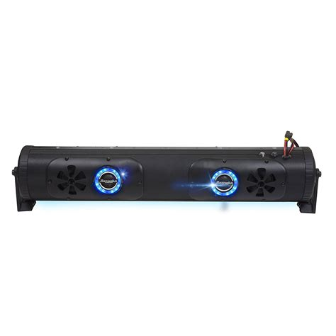 bazooka   sided party sound bar speakers bluetooth