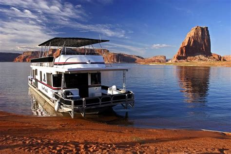 Houseboats Lake Powell by Photo Of House Boat Lake Powell