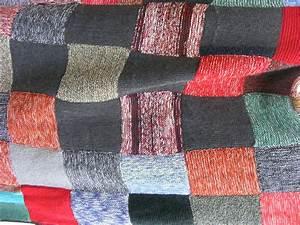 Tricoter Un Plaid En Grosse Laine : plaid tricot jaune i love tricot ~ Melissatoandfro.com Idées de Décoration