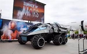 Batmobile su Marte: NASA svela il nuovo prototipo di rover