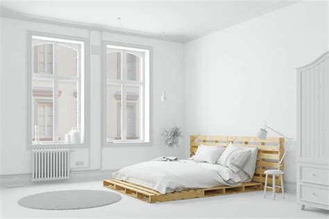 pallet bed ideas  projects