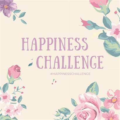 Happiness Challenge Flowers Coaching Metaphorical Lives Others