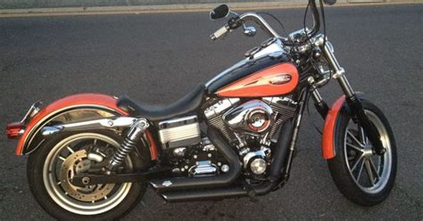 dyna  rider  vance hines pipes screaming