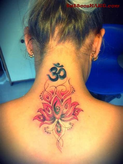 jain buddha face  om tattoo  upper   peacekoi