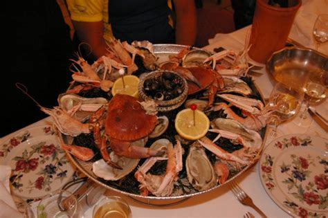 cuisine bretagne food and