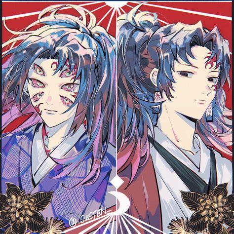 anime picture kimetsu  yaiba tsugikuni yoriichi