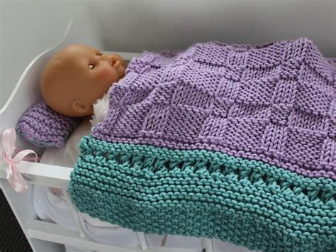 Baby Doll Blanket And Pillow Knitting Pattern By Vanessa Cayton Imported Blankets Coupon Code Pendleton Native American Simple Granny Square Blanket Double Bed Electric Sale Rack Horse Sweet Itch Travel And Pillows Real Wool