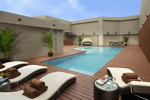 10 things you should know about owning a swimming pool With house with swimming pool design