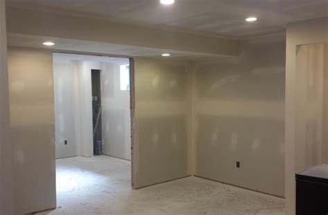 drywall taping basement drywall repair painting