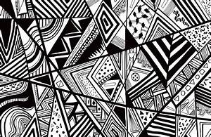 Black And White Abstract Backgrounds - Wallpaper Cave