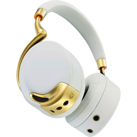 philippe starck parrot zik gold parrot zik by starck yellow gold prices features expansys new zealand