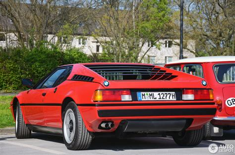Larry Webster Drives The Bmw M1