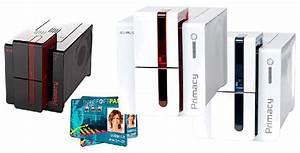 Imprimante Carte Pvc : imprimante evolis primacy solution compl te d 39 impression ~ Dallasstarsshop.com Idées de Décoration