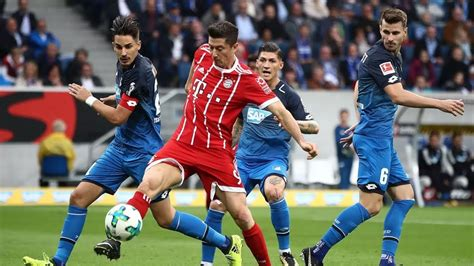 Predictions, h2h, statistics and live score. Hoffenheim vs Bayern Munich Preview, Tips and Odds ...