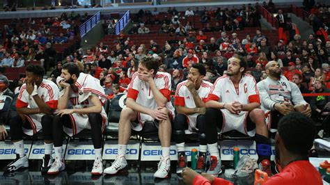 Bulls Follow Up Best Game Of Year With Worst Chicago