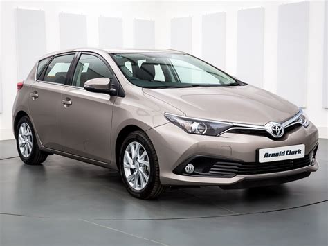 New Toyota Auris Cars For Sale  Arnold Clark