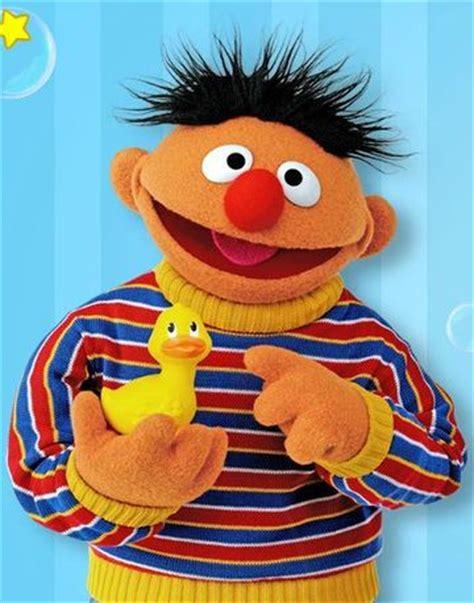 Posting An Allpoints Bulletin For Sesame Street's Ernie