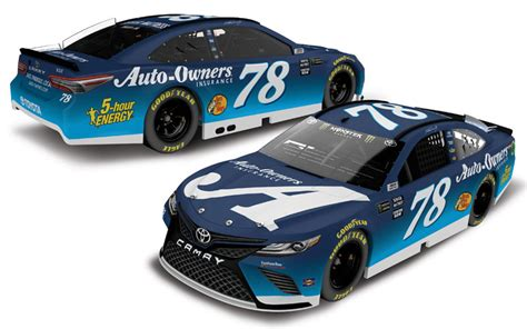Martin Truex Jr Diecast - Martin Truex Jr NASCAR Diecast Cars