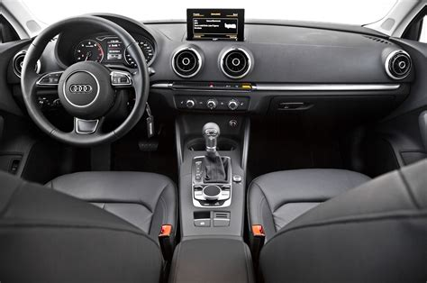 audi a3 interior smart dashboards raise significant safety issues kennedy