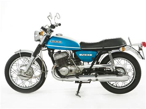 Suzuki Titan 500 by Rm Sotheby S 1970 Suzuki T500 Titan Iii Monaco 2016