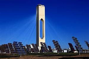 How concentrated solar power towers generate electricity ...