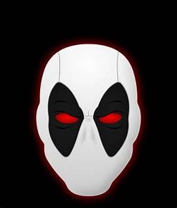 X-Force Deadpool Mask by Yurtigo on DeviantArt