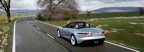 Rent A Jaguar F-type In Europe