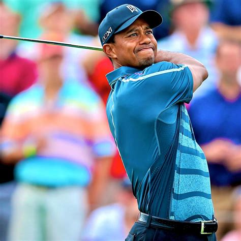Tiger Woods at Barclays 2013: Day 2 Recap and Twitter ...