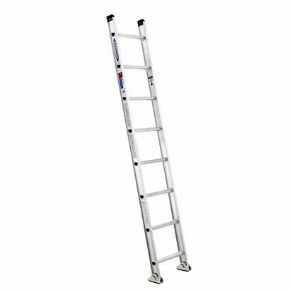 Werner Ladder Aluminum Single Rung Ladders Extension