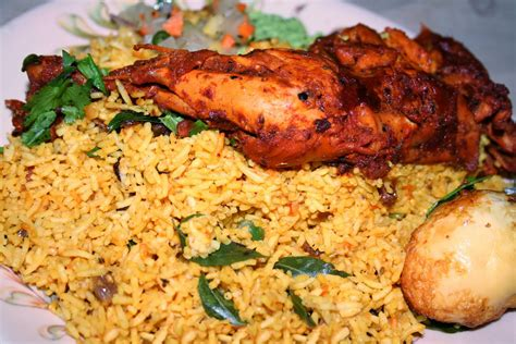 biryani indian cuisine chicken biryani recipe dishmaps