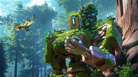 bastion overwatch wallpapers hd wallpapers id