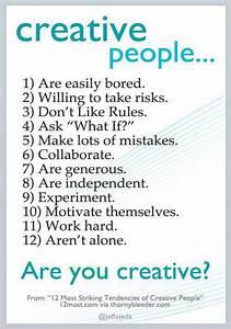 Creative people | Cierra