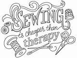 Embroidery Sewing Designs Therapy Cheaper Than Urbanthreads Patterns Coloring Machine Quotes Urban Threads Hand Tattoo Pattern Typography Specialty sketch template