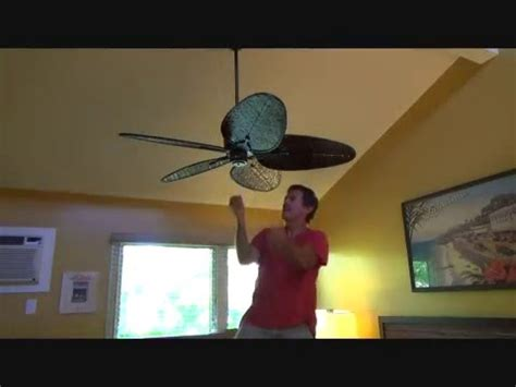 Ceiling Fan Wobbles On Medium by How To Fix A Ceiling Fan Stuck On Medium Or Speed