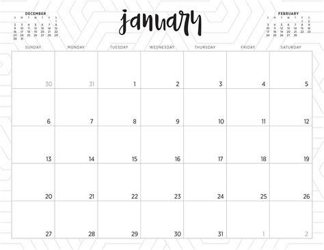 Get Free Printable 2020 2021 Calendar  PNG