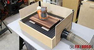 How to Build a DIY Downdraft Table FixThisBuildThat