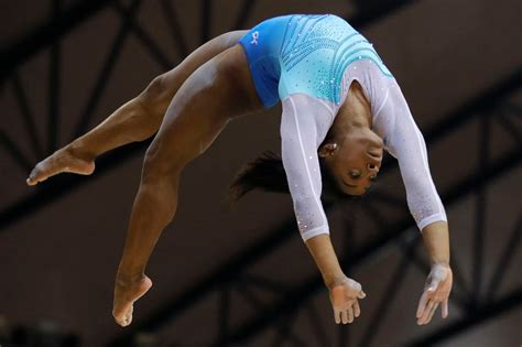 Simone Biles Triple Twisting Yurchenko