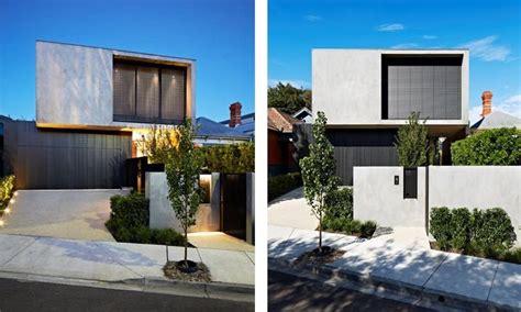 R Watson Garage Doors by Oban David Watson Architects In 2019 Facade House