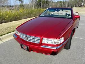 Cadillac Eldorado Cabriolet : 2001 cadillac eldorado convertible 102300 ~ Medecine-chirurgie-esthetiques.com Avis de Voitures