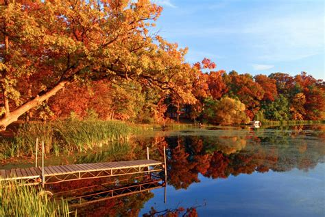 travel wisconsin fall color report   state
